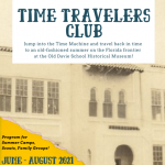 Time Travelers Club Summer Camp