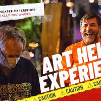 Art Heist: A True Crime Walking Theatre Experience