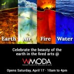 Earth Air Fire Water Exhibition