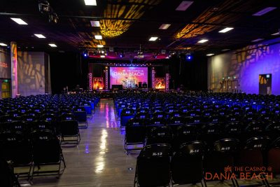 Live Summer Concerts and Comedy in Dania Beach