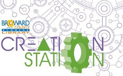 Broward County Libraries-Creation Station Business...
