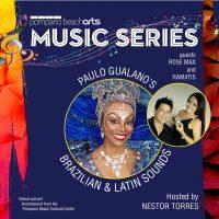 Paulo Gualano's Brazilian & Latin Sounds Company hosted by Nestor Torres