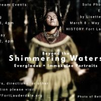 """Free Virtual Tour of """"Beyond the Shimmering Waters"""" with Photographer Lisette Morales on April 22"""