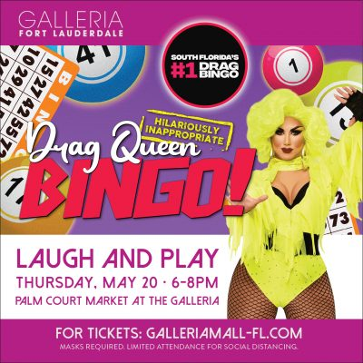 Drag Queen Bingo Benefit for the FLITE Center