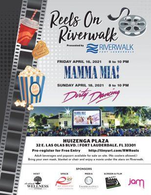 Reels on Riverwalk - Mamma Mia!
