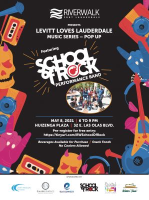 School of Rock Performance Band