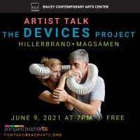 The Device Project Virtual Artist Talk