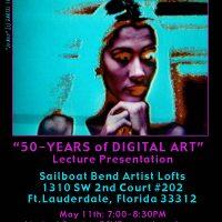 Laurence Gartel: Fifty Years of Digital Art