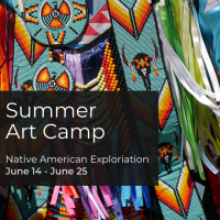 Summer Art Camp - Native American Exploration Cultural Camp