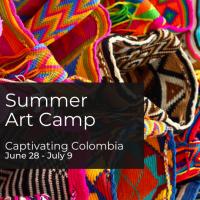 Summer Art Camp - Captivating Colombia Cultural Camp