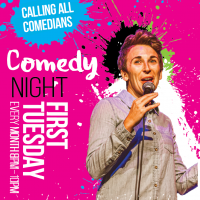 Comedy Night at Arts Garage
