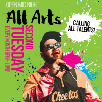 All Arts Open Mic Night