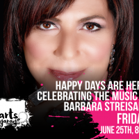 Happy Days are Here Again: Celebrating the Music of Barbara Streisand