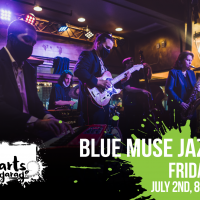 Blue Muse Jazz: It Never Entered My Mind