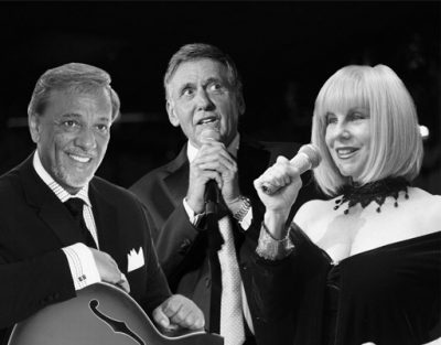 The Ultimate Tribute Show: A Night with the Stars from Sinatra to Streisand