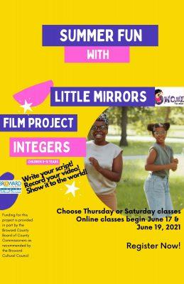 Little Mirrors Film Project - Integers