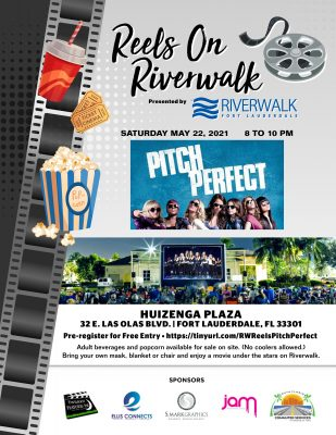 Reels on Riverwalk – Pitch Perfect