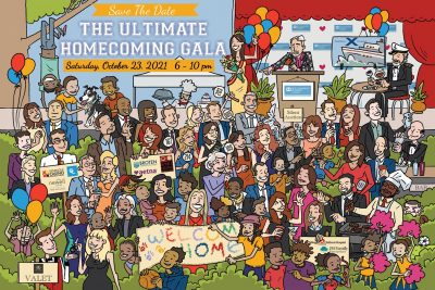 Ultimate Homecoming Gala Benefiting SOS Children's...