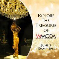 The WMODA Treasure Hunt