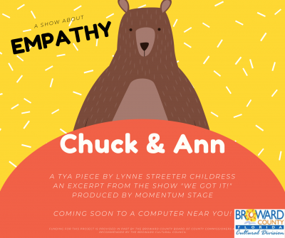 Chuck and Ann- a Theatre for Young Audiences Virtu...
