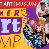 Young At Art Museum Summer Camp at Westfield Broward