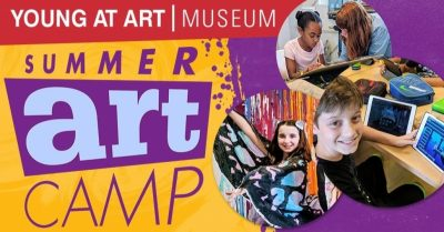 Young At Art Museum Summer Camp at Westfield Browa...
