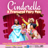 Cinderella, A Fractured Fairy Tale