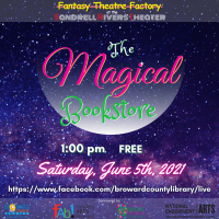 The Magical Bookstore