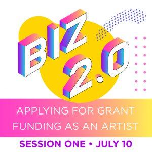 Business Skills for Creatives: Applying for Grant ...