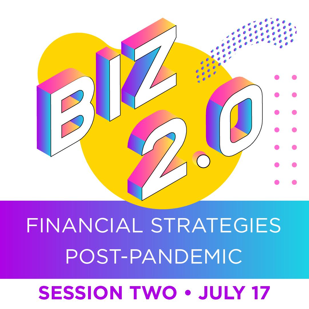 Business Skills financial strategies post pandemic artists