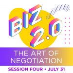 Business Skills for Creatives: The Art of Negotiation