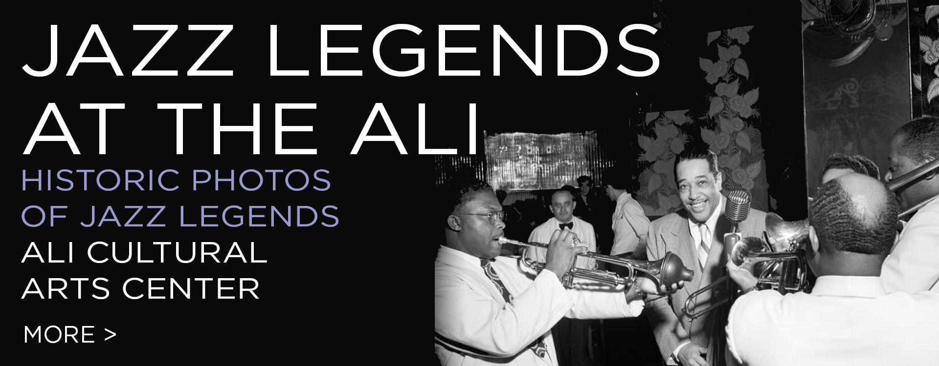 Legends at the Ali