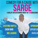 Comedy for a Cause with Sarge