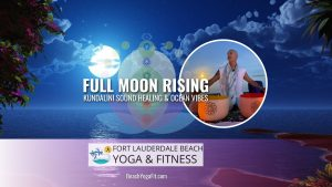 Full Moon Kundalini Sound Healing Ocean Vibes w/ J...
