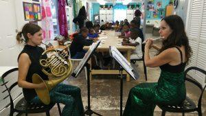 Music, Literacy & Art Fridays