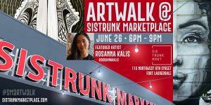 SMArtWalk at Sistrunk Marketplace & Brewery
