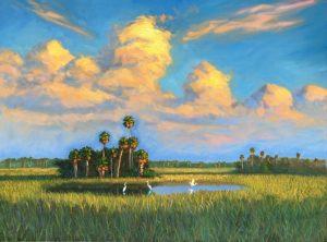 """The Art of Tim Forman: Florida Everglades"" at..."