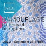 Camouflage: Patterns of Disruption Exhibition