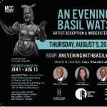 An Evening with Basil Watson