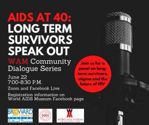 AIDS at 40: Long Term Survivors Speak Out