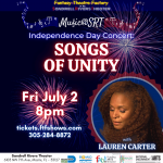 MUSIC@SRT: Independence Day Concert- Songs of Unit...