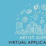 Artist Support Grant: Virtual Application Workshop