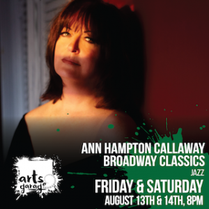 Ann Hampton Callaway: Broadway Classics