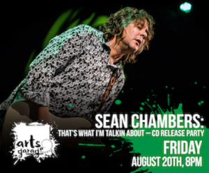 Sean Chambers: That's What I'm Talkin About – CD Release Party
