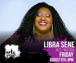 Libra Sene: Music on My Mind