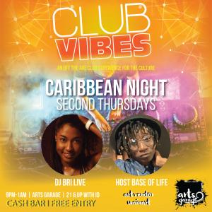 Club Vibes: Caribbean Night