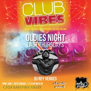 Club Vibes: Oldies Night