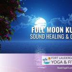 Full Moon Oceanside Kundalini Yoga Sound Healing & Oceanside Vibes