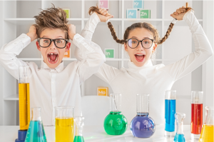 Fast or Slow…Chemistry Makes It Go!
