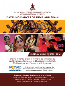 Dazzling Dances of India and Spain